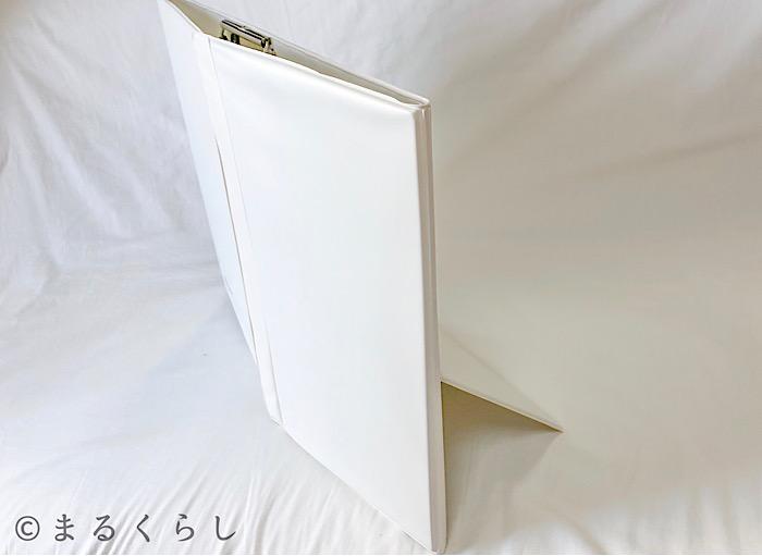 ソニック リビガク 集中できる勉強ブース畳んだ状態